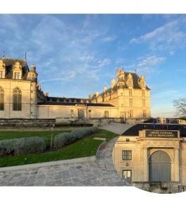Château d'Ecouen, Val d'Oise, musée national de la Renaissance,
